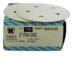 Kasco PSA Paper Disc