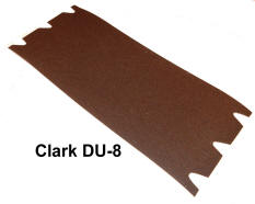 Clark DU-8 Cut Sheet