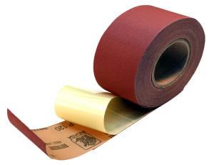PSA Abrasive Roll
