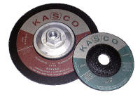Kasco Depressed Center Grinding Wheels