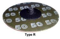 Kasco Quick Change Resin Fiber Disc