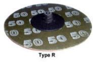 Kasco Type R Quick Change Discs